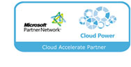Microsoft Partner Network, Cloud Accelerate Partner